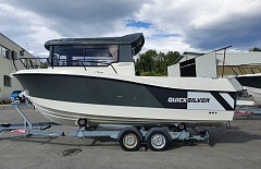 Captur 675 Pilothouse Explorer NEW