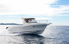 Captur 580 PILOTHOUSE