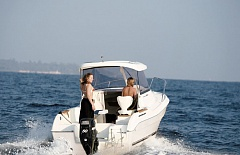 Captur 530 PILOTHOUSE