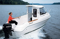 Captur 500 PILOTHOUSE