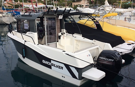 Captur 605 Pilothouse Explorer New 2019